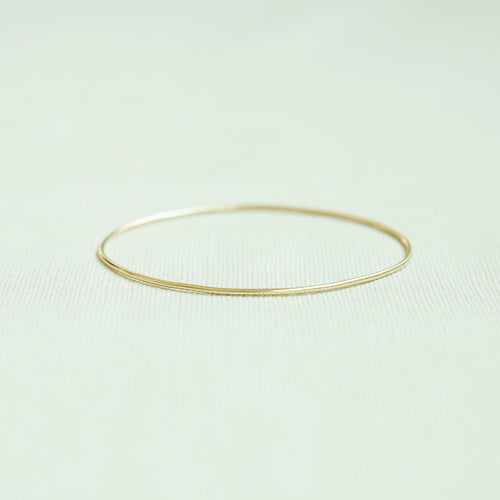 Yearly Co. Original Gold Bangle