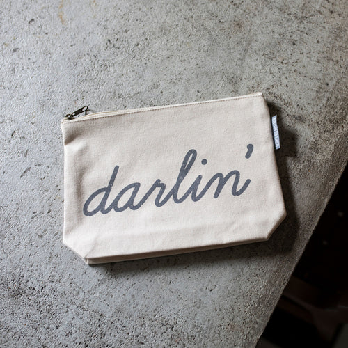 Southern Fried Design Barn: darlin' Zippered Pouch