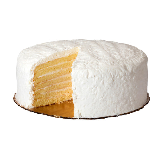 Caroline's Cakes: 7-Layer Coconut Cloud Cake - SB Shop