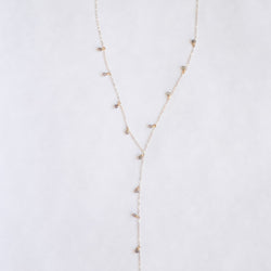 Carden Avenue: Dangle Lariat Necklace