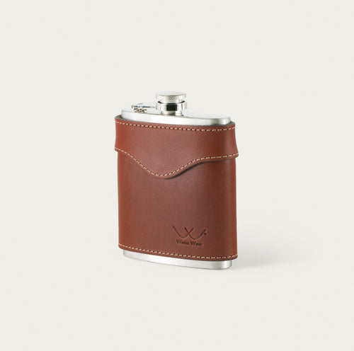 Mission Mercantile Flask