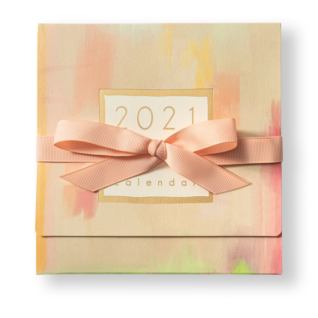 Karen Adams Designs: 2021 Desk Calendar Refill