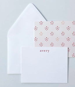 Darby Cards: Juliet Stationery Set