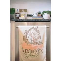 Southern Fried Design Barn | Kentucky's Finest Tea Towel