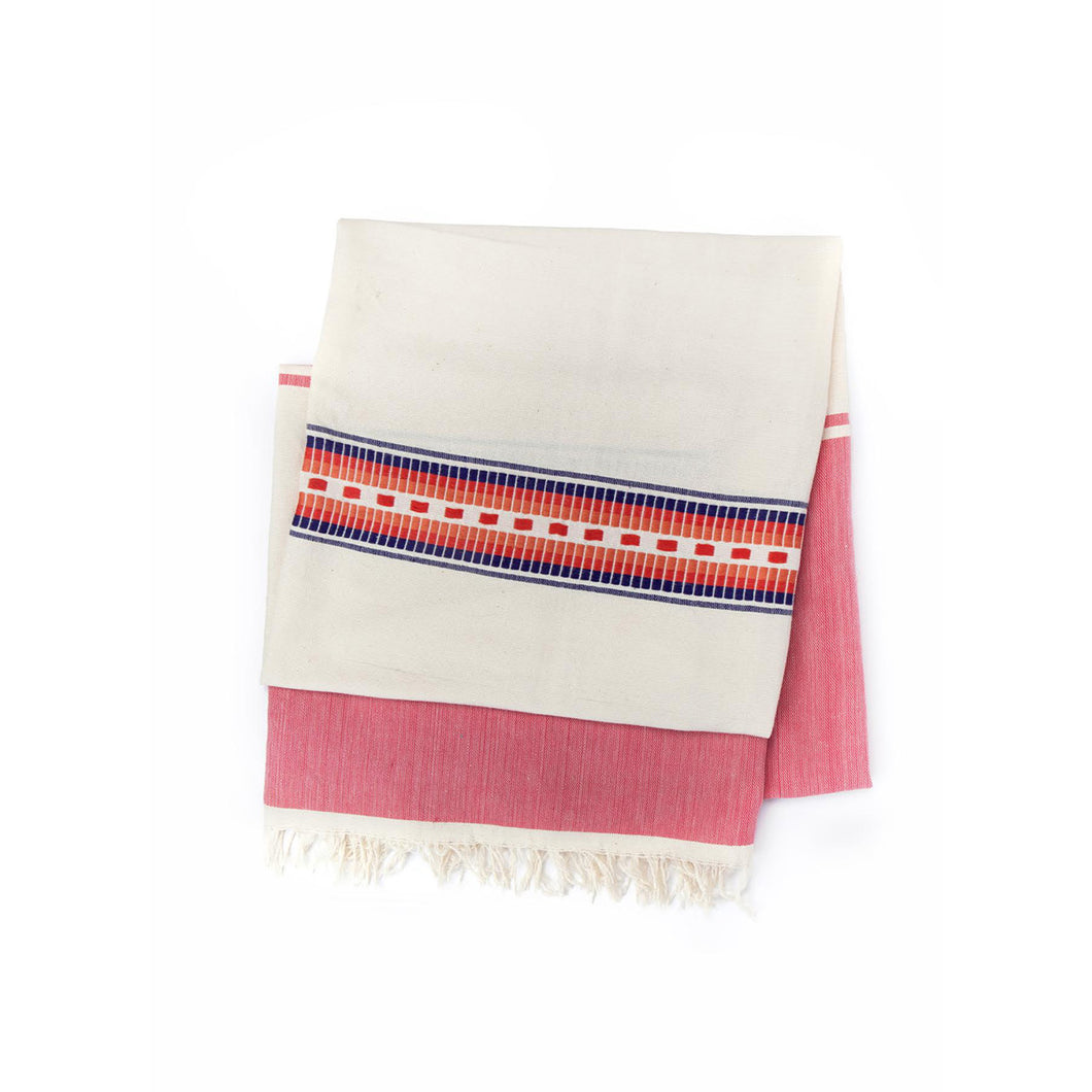 ABLE: Mehari Blanket (Strawberry)