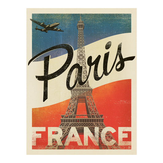 "Anderson Design Group: Paris Prints (11"" x 14"")"
