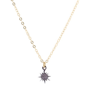 Carden Avenue: Starburst Necklace