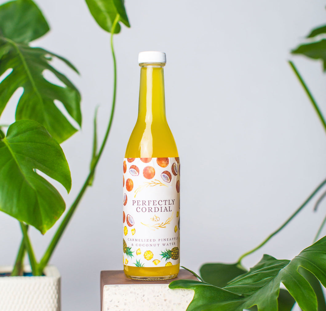 Caramelized Pineapple and Coconut Water - SB Shop