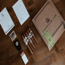 Cigar Club: Cigar Gift Box