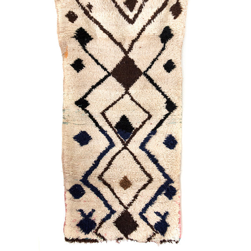 Paige Albright Orientals: Geometric Moroccan Rug