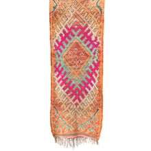 Paige Albright Orientals: Orange and Pink Moroccan Rug