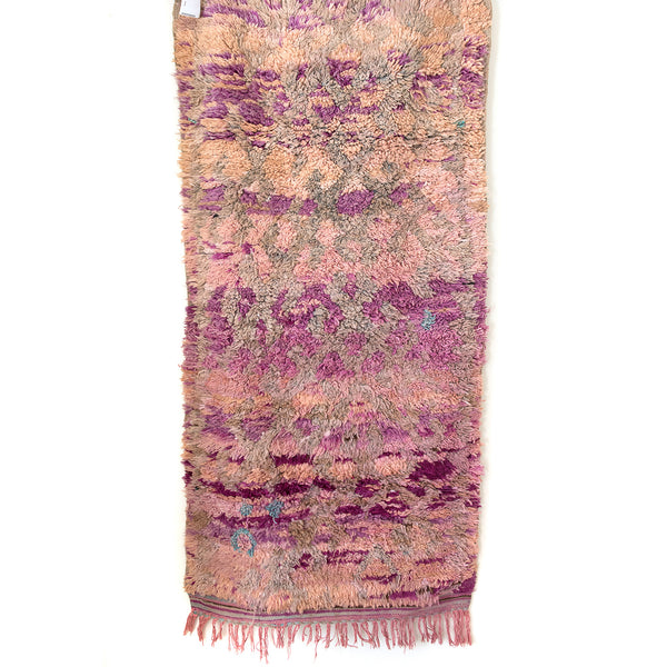 Paige Albright Orientals: Purple and Pink Moroccan Rug