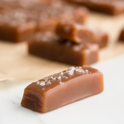 Shotwell Candy: The Original Salted Caramels (4 oz. bag) - SB Shop