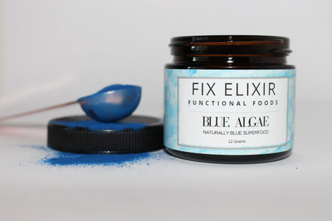 [Blue Algae] - Fix Elixir