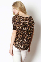 Load image into Gallery viewer, Leopard Lady Top