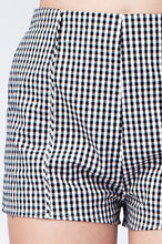 Load image into Gallery viewer, Gingham Gal Shorts