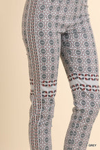 Load image into Gallery viewer, Fall Pattern Jeggings