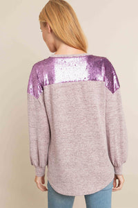 House Party Sequin Top