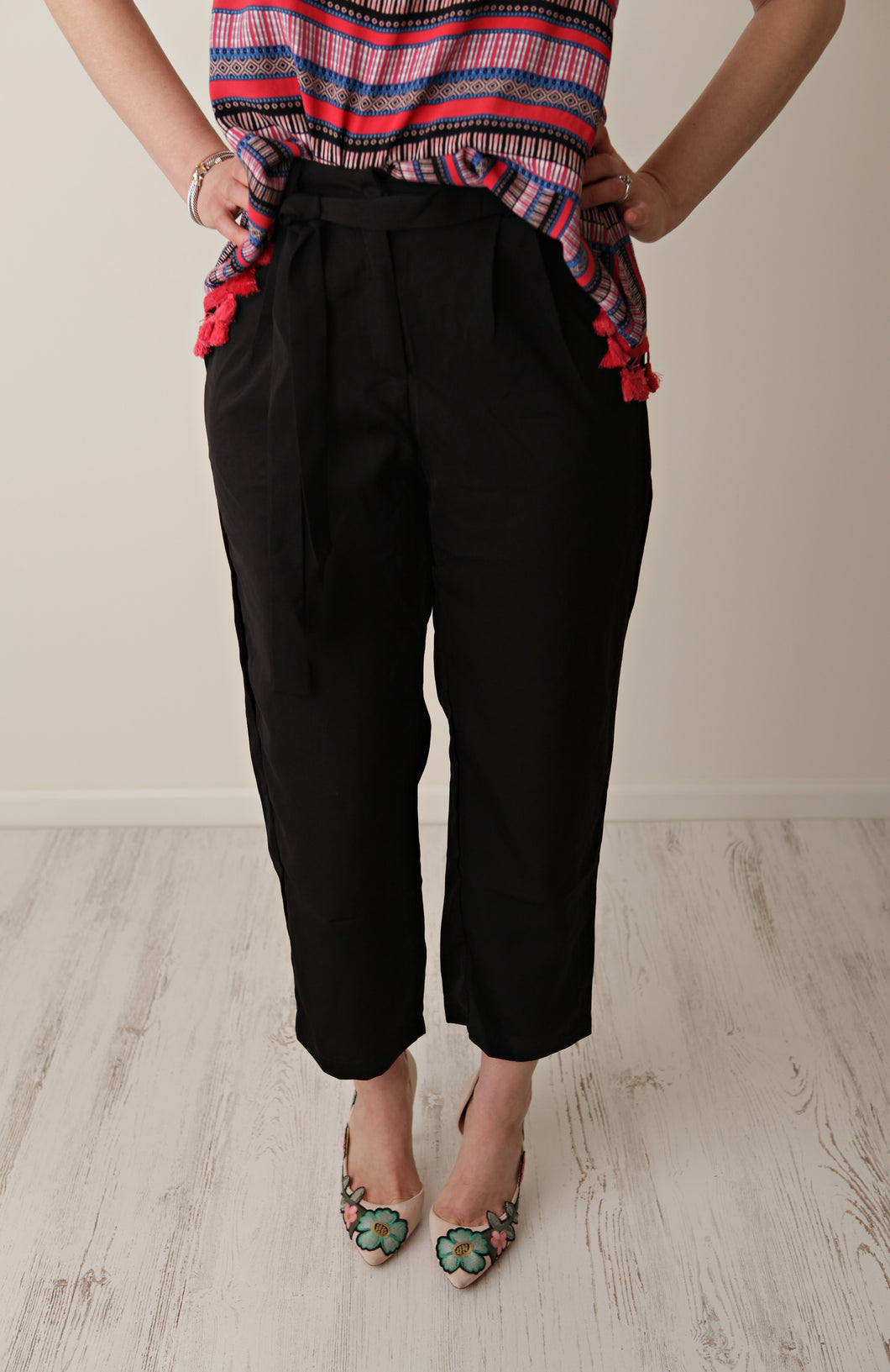 Mile High Crop Pant