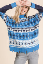 Load image into Gallery viewer, Let It Snow Sweater