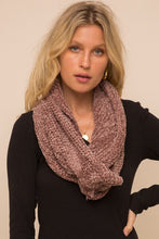 Load image into Gallery viewer, Chenille Twist Scarf
