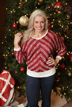 Load image into Gallery viewer, Candy Cane Sweater