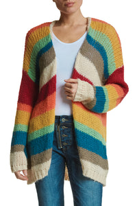 Falling for Color Cardigan
