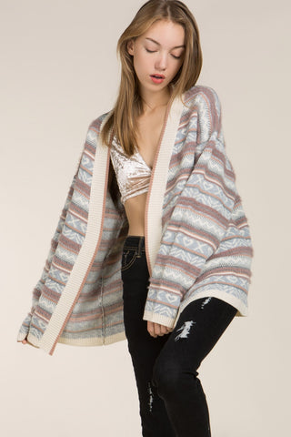 XOXO Sweater Cardigan