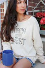 Load image into Gallery viewer, Mama Knows Best Sweatshirt Top