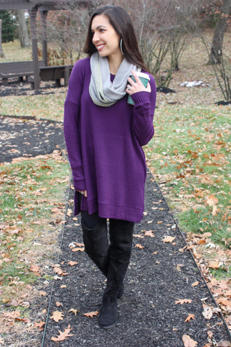 All is Calm Tunic