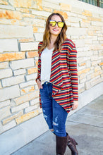 Load image into Gallery viewer, Colored in Fall Cardigan