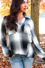 Load image into Gallery viewer, Perfectly Plaid Tunic