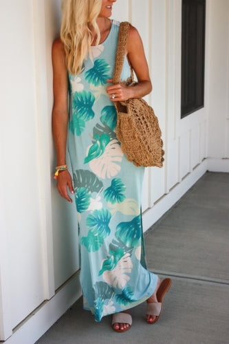 Costal Living Maxi Dress