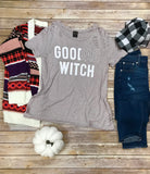 Good Witch Bad Witch Tee