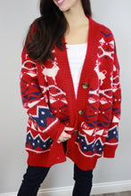 Load image into Gallery viewer, Cabin Fever Cardigan Sweater
