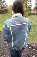 Load image into Gallery viewer, Gone for a Hike Denim Jacket