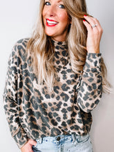 Load image into Gallery viewer, Lots of Leopard Sweatshirt