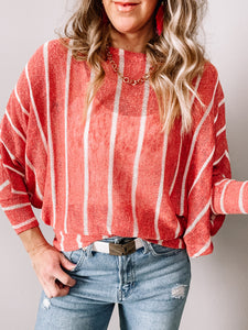 Dockside Knit Top