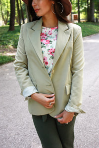 Fall Fresh Blazer