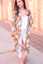 Load image into Gallery viewer, Boardwalk Duster Kimono