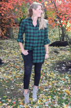 Load image into Gallery viewer, Holiday Flannel Tunic