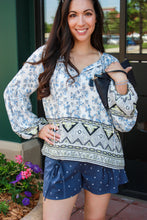 Load image into Gallery viewer, *BONUS BUY* Dixieland Boho Blouse