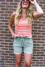 Load image into Gallery viewer, Summer Lovin' Tank - Coral