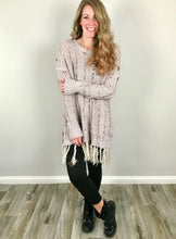 Load image into Gallery viewer, Boho Babe Sweater Tunic