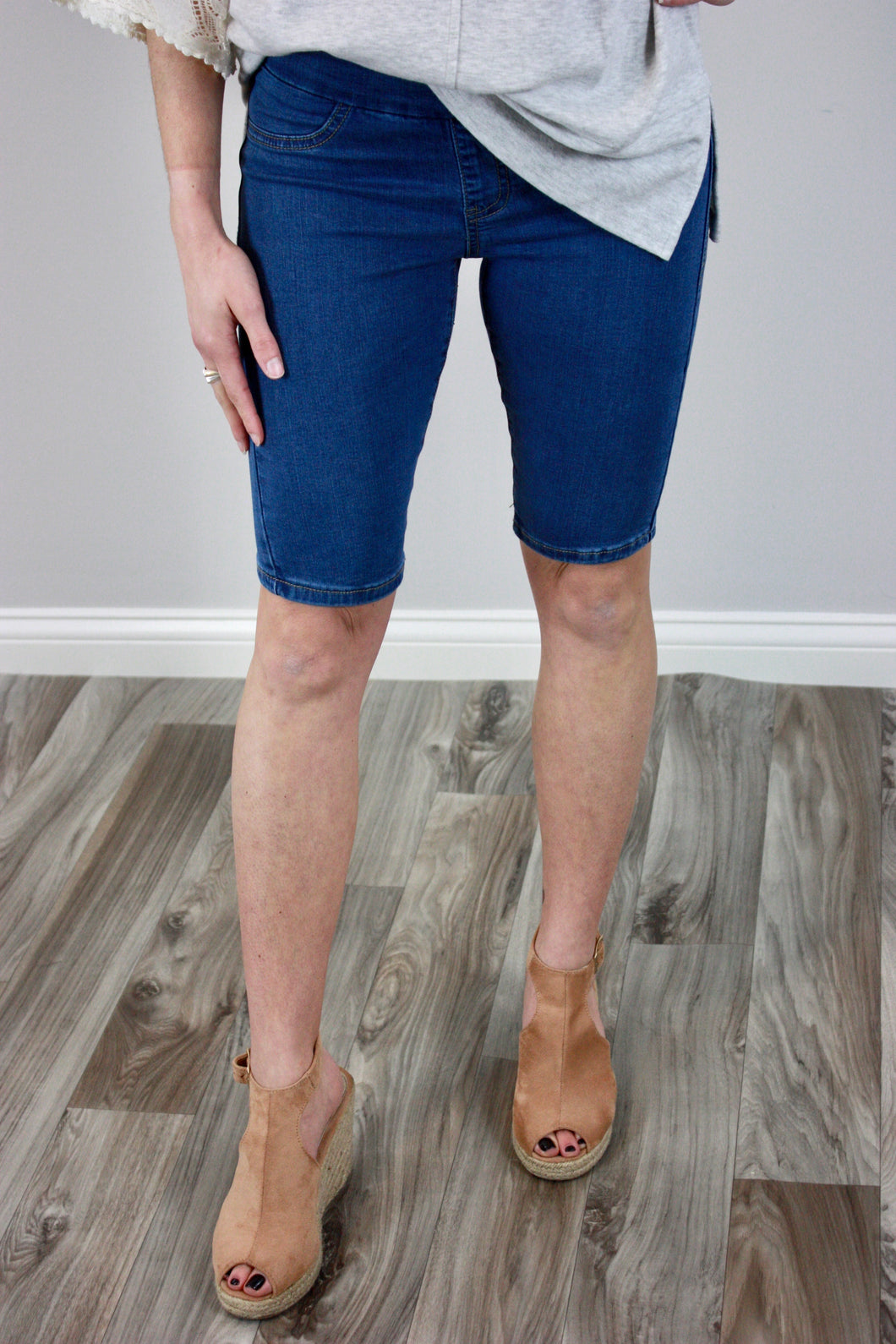 Headed to the Beach Bermuda Shorts
