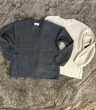 Winter Basics Sweater