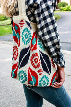 Load image into Gallery viewer, Falling Leaves Sweater Bag