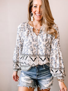 Outer Banks Blouse
