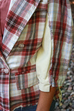 Load image into Gallery viewer, Harvest Moon Plaid Jacket