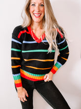 Load image into Gallery viewer, Over the Rainbow Sweater